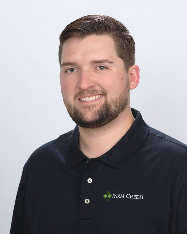 Tyler Majchrzak MidAtlantic Farm Credit Chestertown Loan Officer