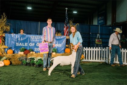 New Livestock Show Facility coming to State Fair of Virginia