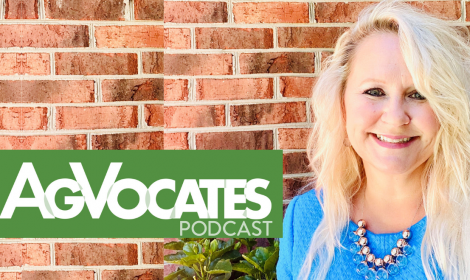 Farm Credit AgVocates Podcast Angel Evans