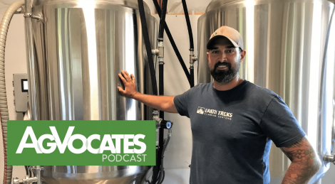 AgVocates Podcast with Justin Harrison