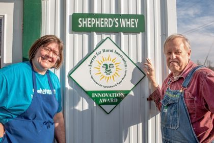 Shepherd's Whey Owners