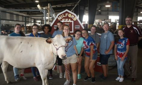 Milford FFA Summer of Success